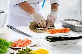 Curso de sushiman senac