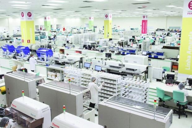 6f122105cb0 O Hermes Pardini faz os exames laboratoriais mais comuns e os que são  voltados para a análise toxicológica.